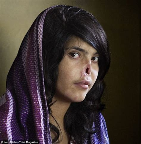 Aesha Mohammadzai: Brave Time cover girl tortured by