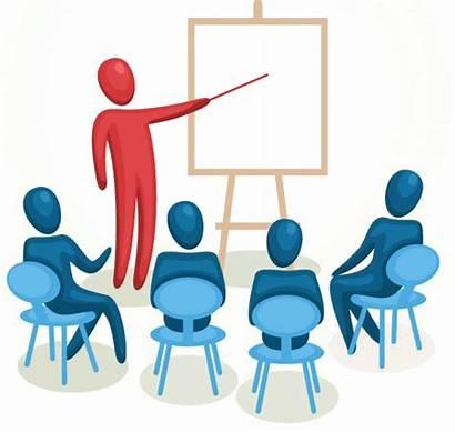 Training Clipart Education Reguler Class Instructor Led