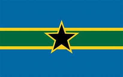 Ghana Flag National Redesigned Based Emblem Redesigns