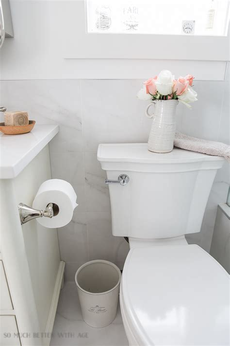 Small Bathroom Make by Small Bathroom Renovation And 13 Tips To Make It Feel