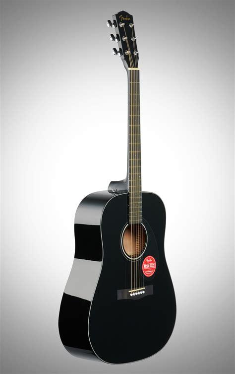 Fender CD-60S Dreadnought Acoustic Guitar | zZounds