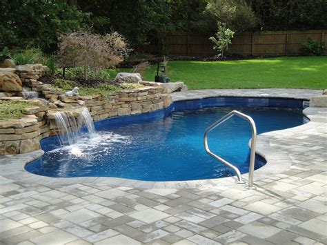 Beautiful Inground Pools Wonderful