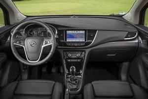 Opel Mokka X Edition : essai opel mokka x 1 6 cdti 4x4 le x lui va bien l 39 argus ~ Medecine-chirurgie-esthetiques.com Avis de Voitures