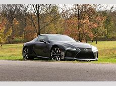 2018 Lexus LC 500 Review – Grabbing Attention From All