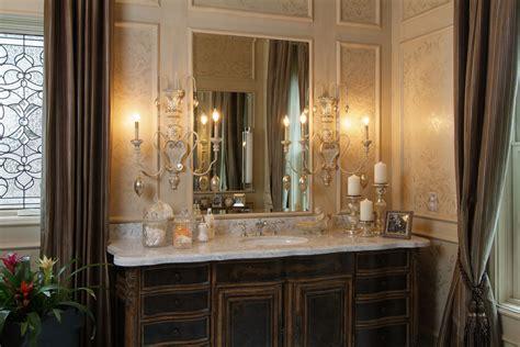 Custom Bathroom Mirror Design