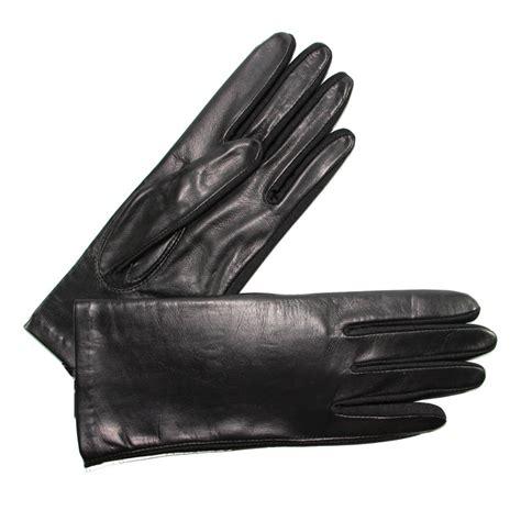 une batterie de cuisine gants cuir et fourchette lycra femme noir glove tous les gants