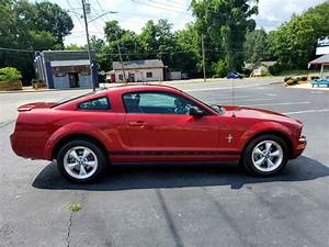 Buy Here Pay Here 2008 Ford Mustang V6 Premium Coupe for Sale in Asheville NC 28806 West Ridge ...