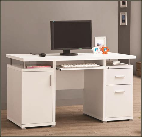computer desk with hutch and file cabinet computer desk with filing cabinet techni mobili computer
