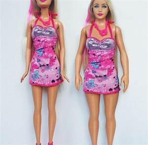 Maße Berechnen Frau : puppe wenn barbie die proportionen echter frauen h tte welt ~ Haus.voiturepedia.club Haus und Dekorationen