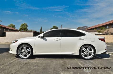 Lexus Es 350 Custom Wheels Merceli M6 22x8.5, Et , Tire
