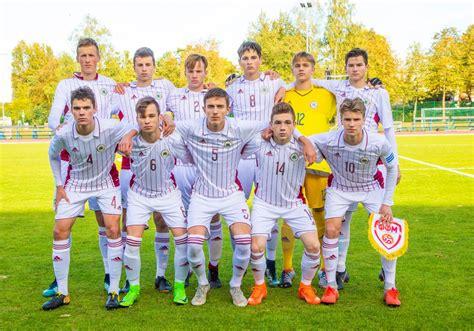 Noslēdzies LFF Federācijas kauss | U-17 Latvijas izlase ...