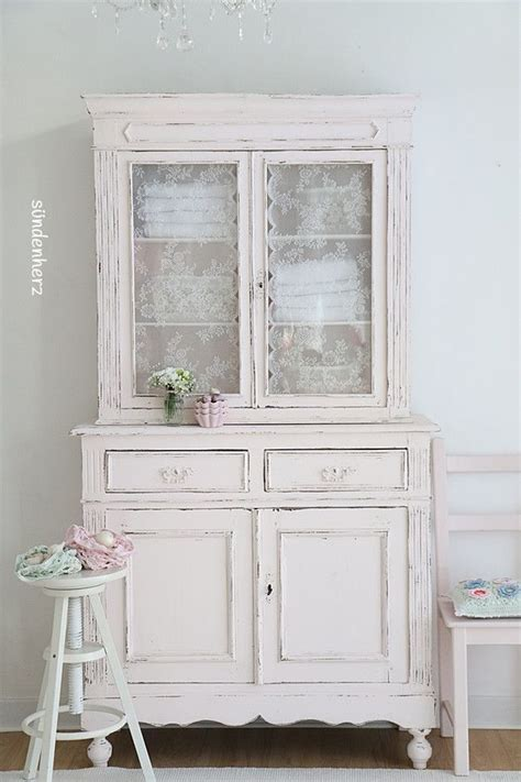 buffet shabby chic vintage buffets k 252 chenbuffet shabby chic in quot puder rosa q ein designerst 252 ck