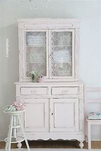 Vintage buffets kuchenbuffet shabby chic in quotpuder rosa for Küchenbuffet shabby chic