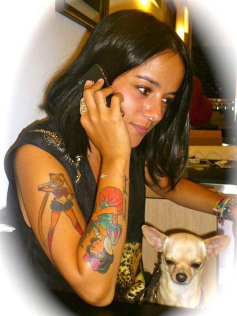 Tatouages Alizée  Tattoo Tatouagescom