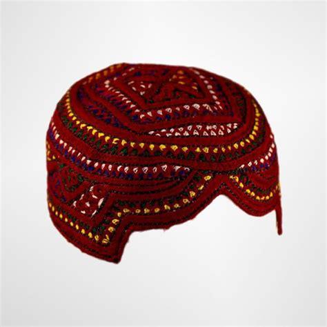 buy pure woolen vintage style sindhi cap  satrangi mkc