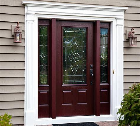 Advantage Fiberglass Exterior Doors  All Design Doors & Ideas