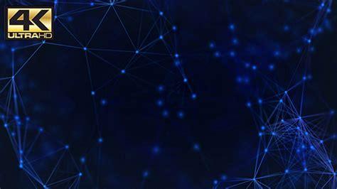 abstract dark blue digital internet social network