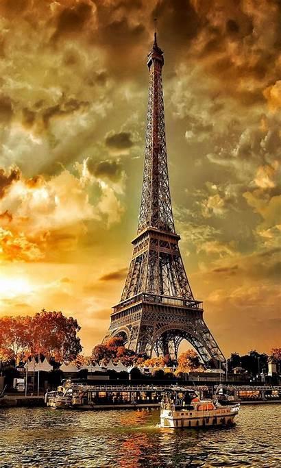 Paris Eiffel Torre Tower Fondos Pantalla Ronnie