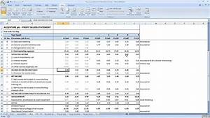 financial modeling learn to develop cash flow template With financial modelling templates