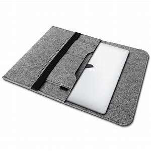 Macbook Pro 13 Hülle : apple macbook pro 13 3 h lle filz grau tasche notebook cover sleeve schutzh lle notebook ~ Eleganceandgraceweddings.com Haus und Dekorationen