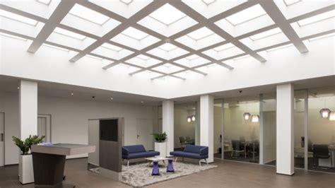 soffitto luminoso tridonic il soffitto luminoso a led sostituisce il lucernario