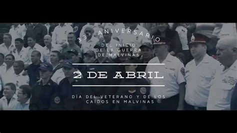 2 DE ABRIL DIA DE LOS VETERANOS Y CAIDOS EN MALVINAS YouTube