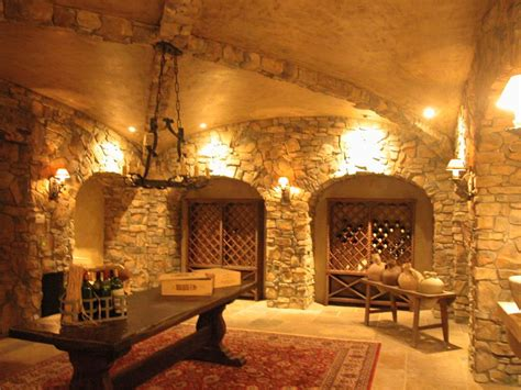 wine cellars  french tradition french wine cellar