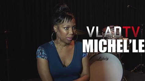 Exclusive! Michel'le Talks Being