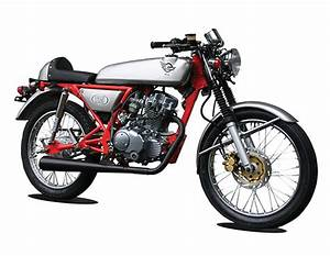 Moto Retro 125 : 8 cafe racer 125 cc que puedes comprar de primera mano ~ Maxctalentgroup.com Avis de Voitures