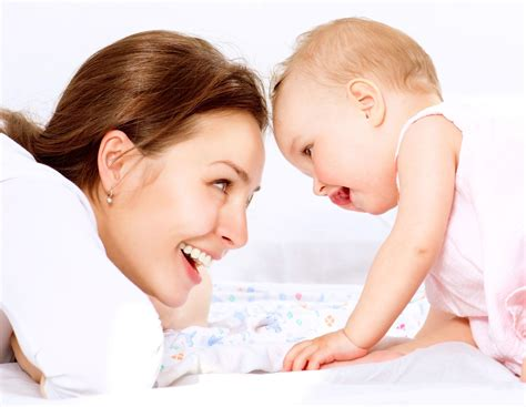 Mother With Baby Wallpapers Collection