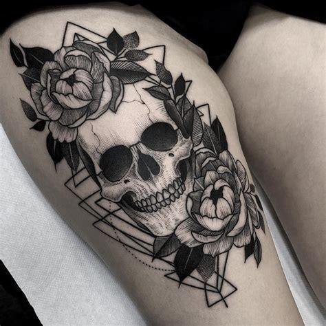 meaning   sugar skull tattoo quora