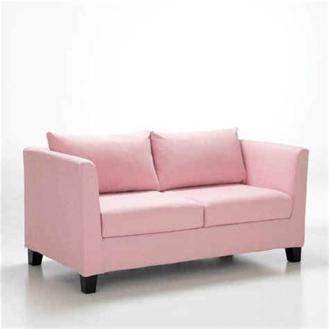 canapé 2 places la redoute canape 2 places akio copyright la redoute pink