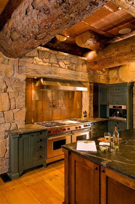 rustic cabin kitchen ideas 298 best images about rustic kitchens on
