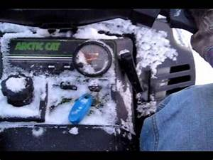 1989 Arctic Cat Jag Afs Electrical Issues