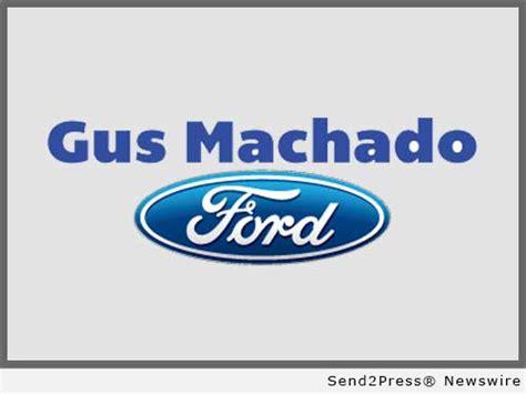 gus machado ford celebrates moms  dadeland mall