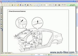 Toyota Lexus Body Dimensions  Repair Manuals Download
