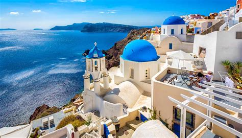 Greece Travel Guide And Travel Information World Travel