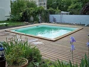 Petite Piscine Hors Sol Bois : petite piscine hors sol 25 best ideas about piscine hors ~ Premium-room.com Idées de Décoration