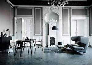 Schöner Wohnen Wandfarbe Grau : klassisch farbakzente in wei und hellem grau bild 16 sch ner wohnen ~ Bigdaddyawards.com Haus und Dekorationen