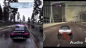 Need for Speed Hot Pursuit PS3 Vs Wii | Black Ops Wii ...