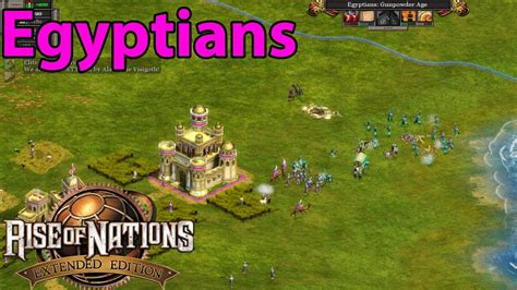rise of nations extended edition six player skirmish