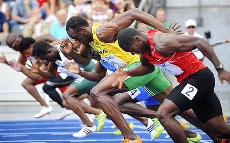 Sprint Image by 2012 Olympics Athletics Qualification Telegraph