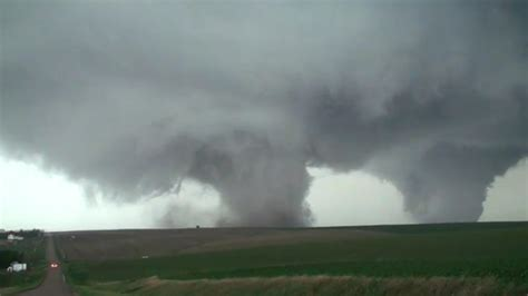 Deadly Dual Tornadoes Rock Rural Nebraska Monday Night