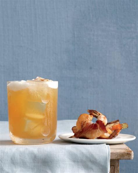 Maple Apple Bourbon Cider Cocktail