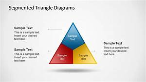 Segmented Triangle Diagrams For Powerpoint