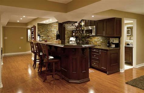 Home Basement Bar Designs  Your Dream Home