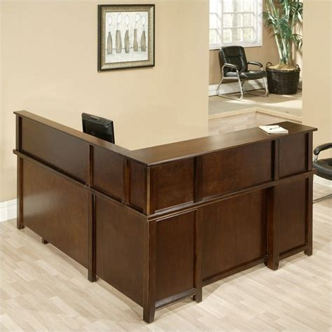 l shaped executive desk with hutch martin furniture tribeca loft cherry rhf l shaped