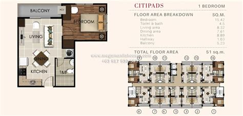 1 Bedroom Unit Rental by Valenza Mansions Citipads 1 Bedroom Unit By Crownasia