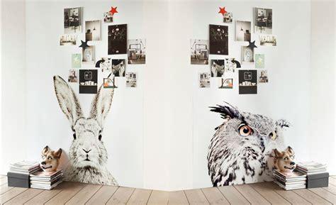 Magnetic Animal Wallpaper - animal printed magnetic wallpaper
