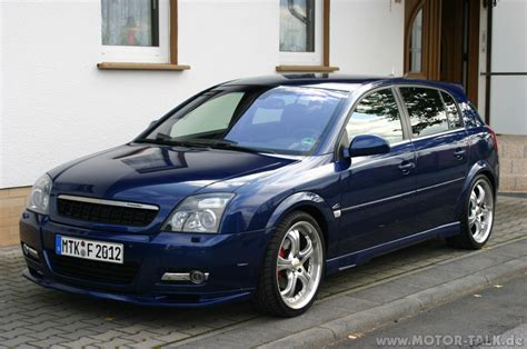 Opel Signum 20 Turbo Photos And Comments Wwwpicautoscom